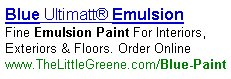 """Blue Ultimatt® Emulsion"" Pay Per Click Advert"