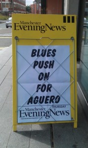 SEO Agency fights Manchester City for Aguero