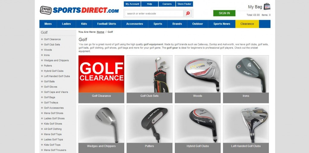 JJB and Sports Direct – A Mixed Up Relationship