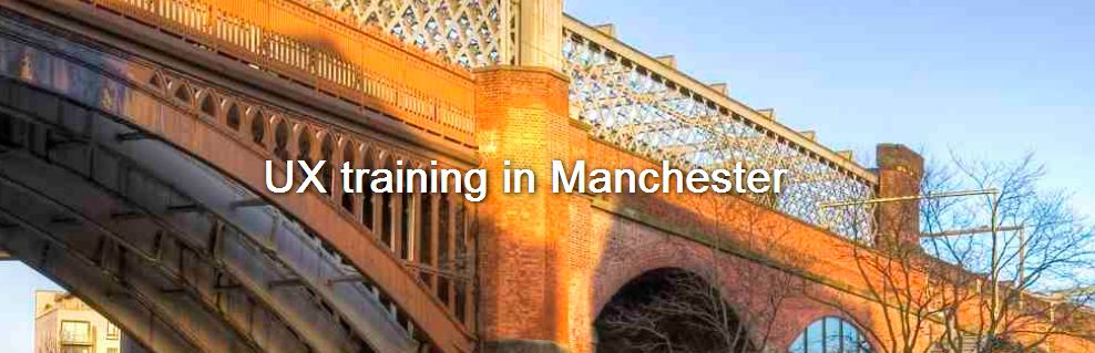 User Experience Training in Manchester – Guest Post