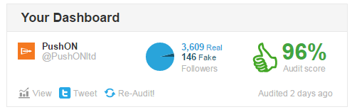 A Scoop On Spammy Fake Followers