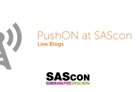 How to Use Social Media in a Fun Way and Measure it – SAScon 2015