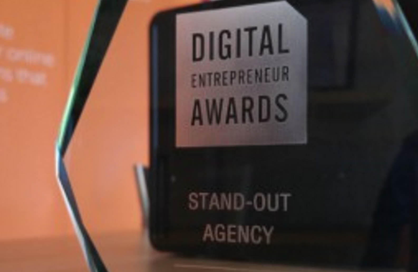 Stand-out Agency Award for PushON