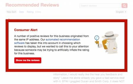 yelp-warning