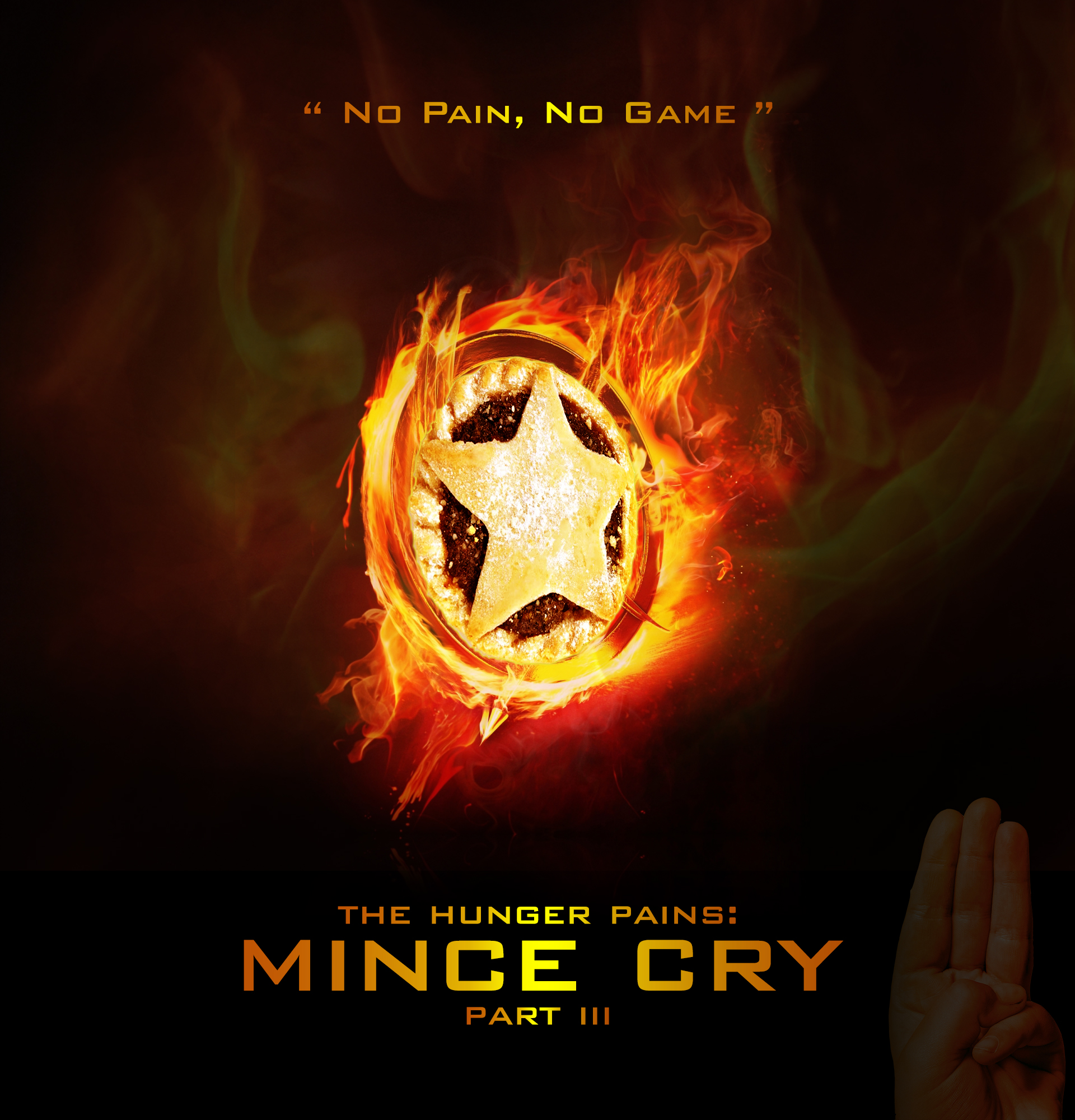 Mince Cry part 3: The Hunger Pains