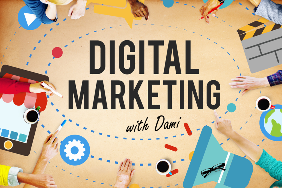 3 Things I've learnt About Digital Marketing
