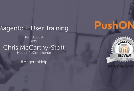 Free Magento User Training
