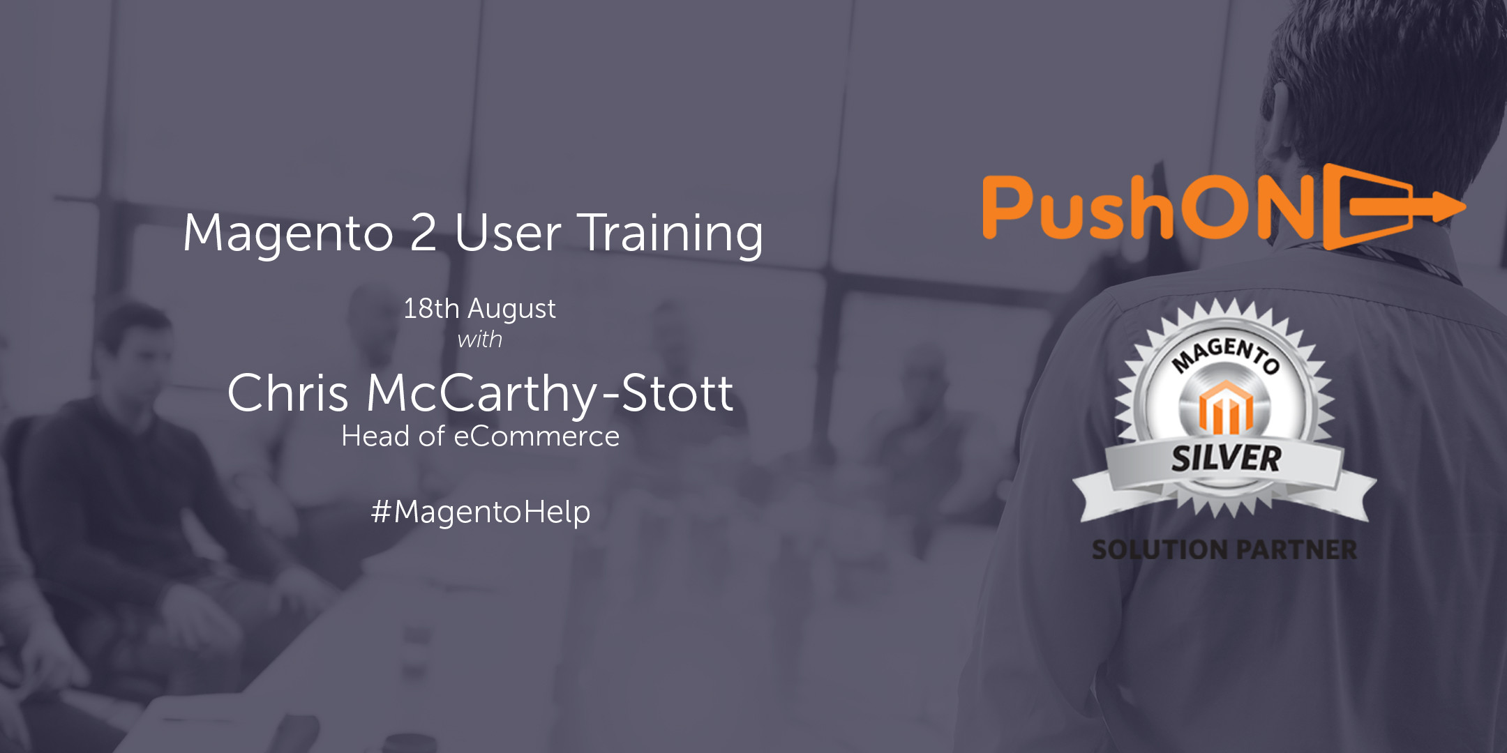 Magento User Training Image