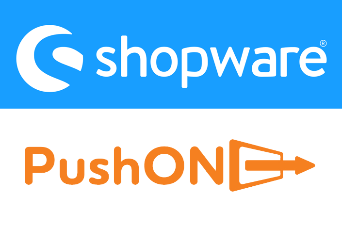 PushON Partners with Shopware