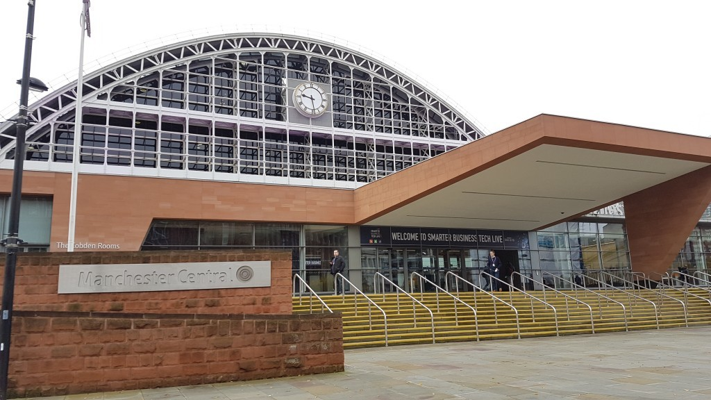 SBTL Expo at Manchester Central