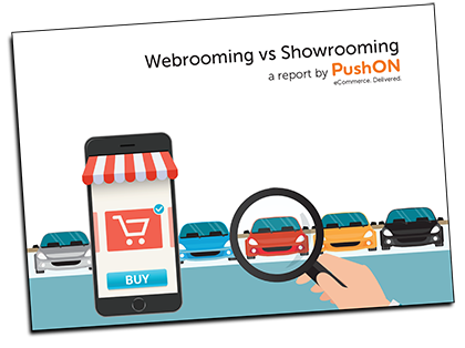 Webrooming v Showrooming Report PDF