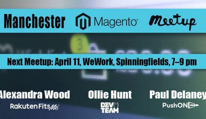 April Magento Meetup: Slideshows & Presentations