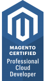 Magento 2 Certified Professional Cloud Developer Badge