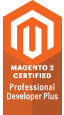 Magento 2 Certified Professional Developer Plus Badge