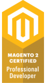 Magento 2 Certified Professional Developer Badge
