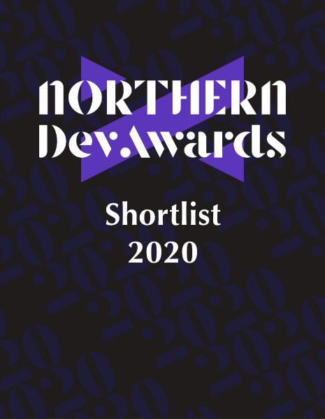 Northern Dev Awards Badge - Shortlist 2020