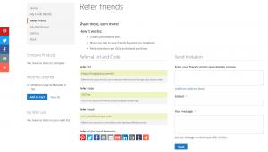 affiliate extension