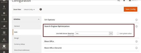 enable-seo-friendly-urls-magento frequently asked questions