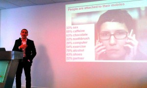 Addicted to mobile - Rob Weatherhead SASCon 2012
