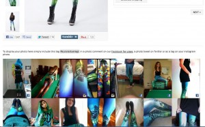 Black Milk Facebook integration