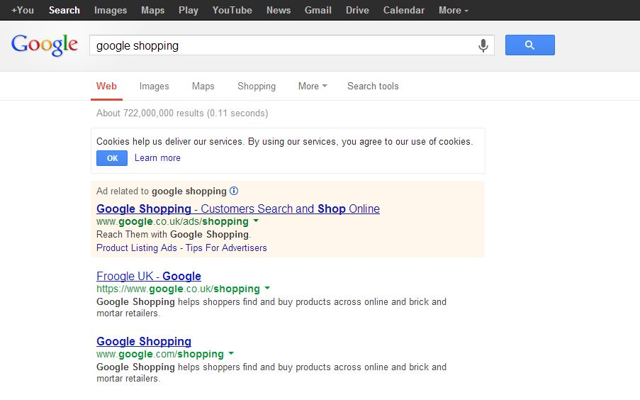 Froogle - Google Shopping UK