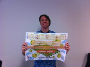 Modern English with the #PushONeuros wallchart