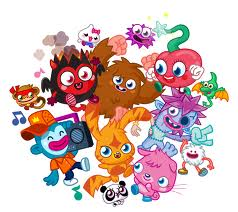 Moshi monsters - social network for children
