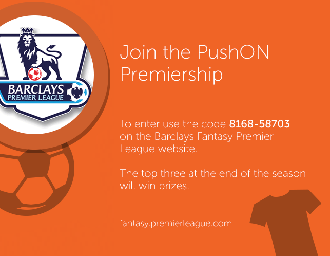 PushON Premiership