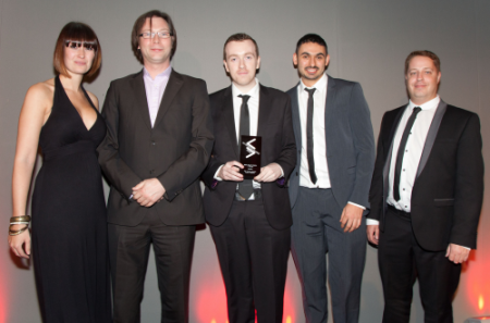 PushON win Best Use of Search Retail at UK Search Awards 2012