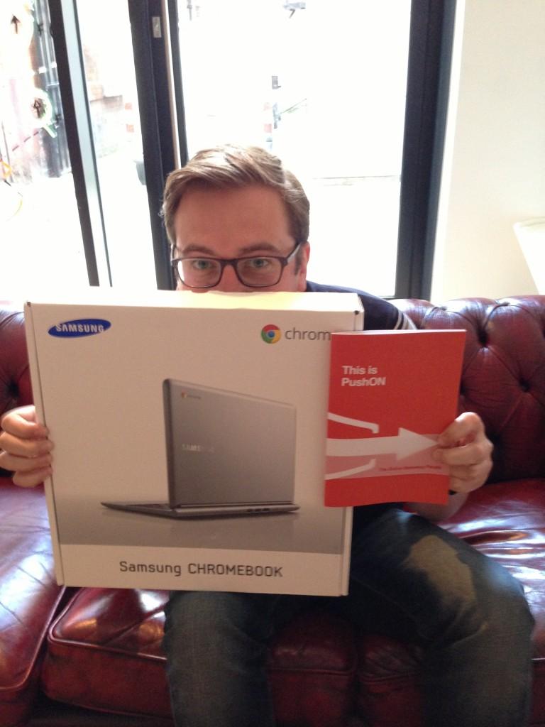 FocusON - My New Chromebook: Has it changed my life?
