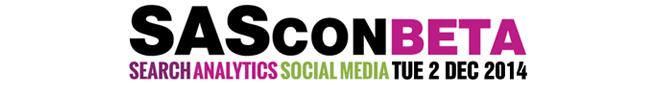 SAScon beta 2014