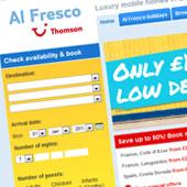 Thomson Al Fresco