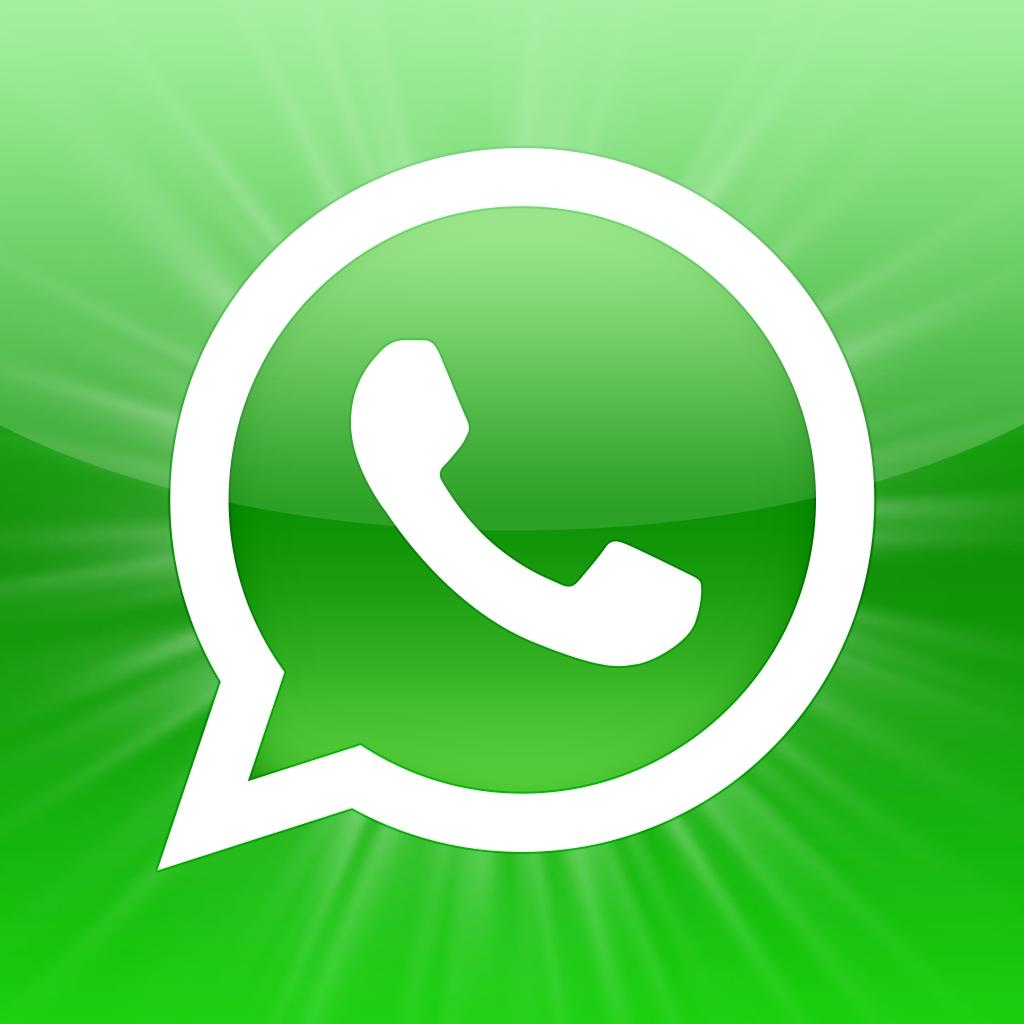 Ook bereikbaar via Whatsapp